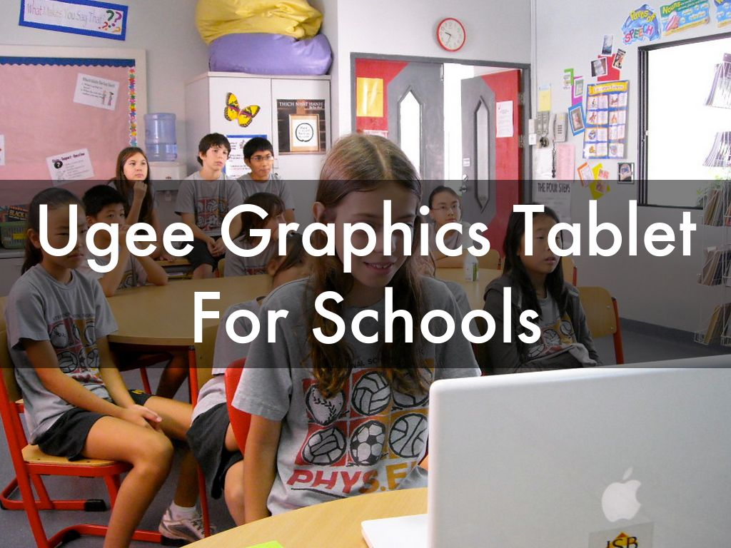 Copy of Ugee Graphics Tablet For Schools by ugee_uk