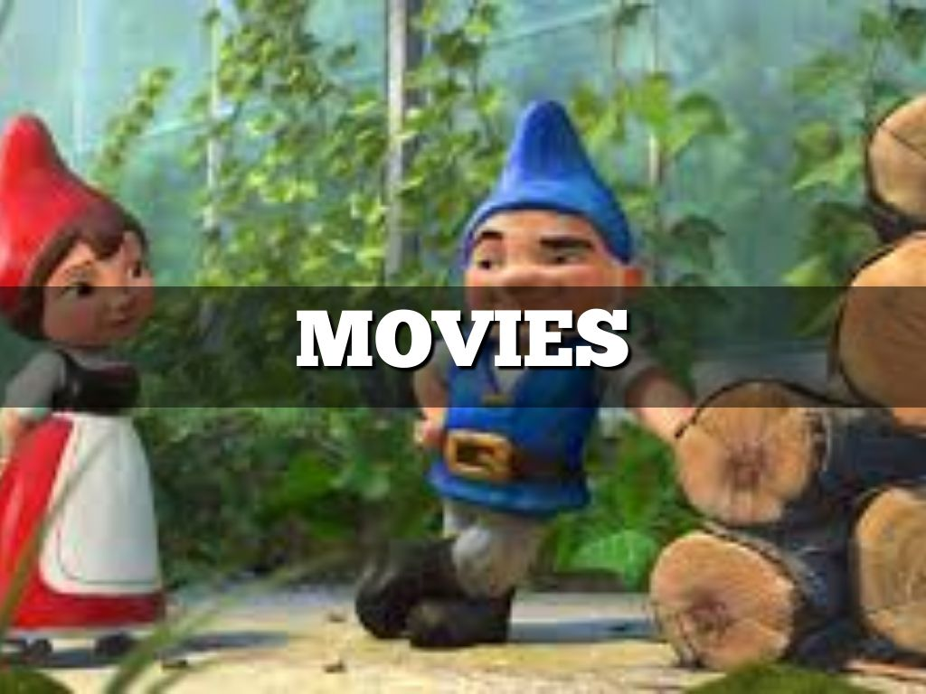 gnomeo and juliet characters compared to romeo and juliet