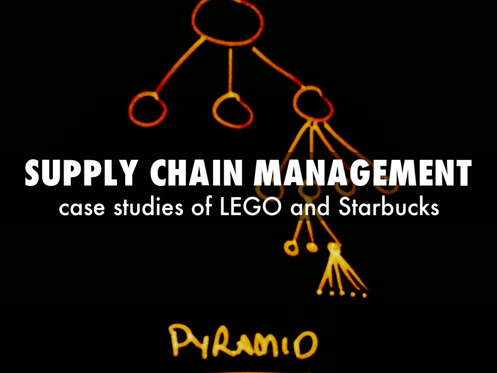 lego supply chain case study