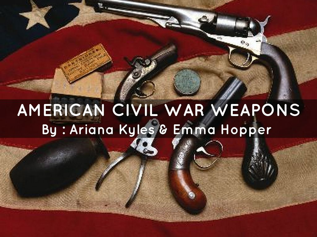 war machines weapons invented during the civil war Get an answer for 'what were some inventions during the civil war machine gun was invented during the civil war weapons invented or first used during.