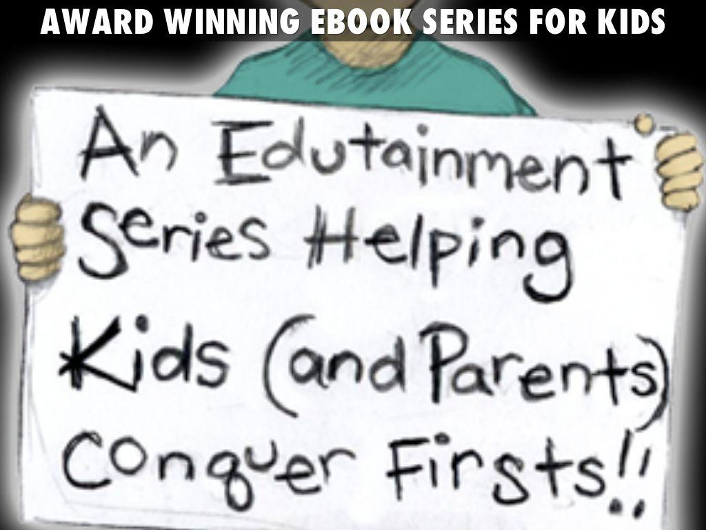 Award Winning eBook Series For Kids