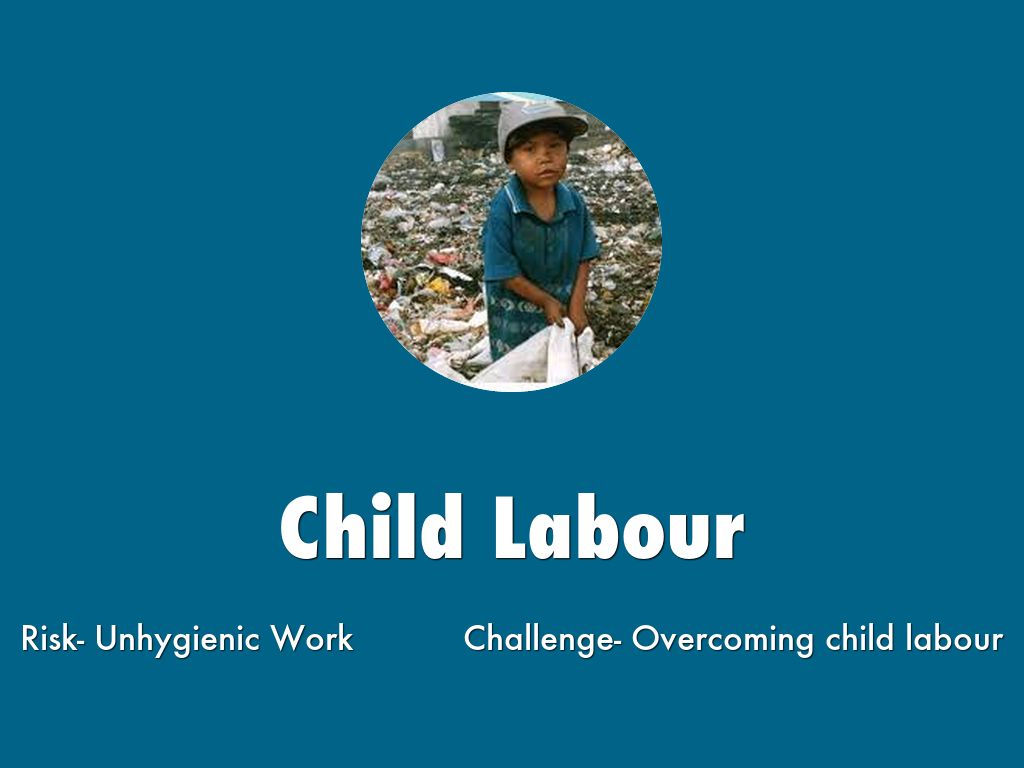 child labor a challenge the Child labor in asia: challenges and responses of the international labour organization inthailand and india by makiokusa a thesis.