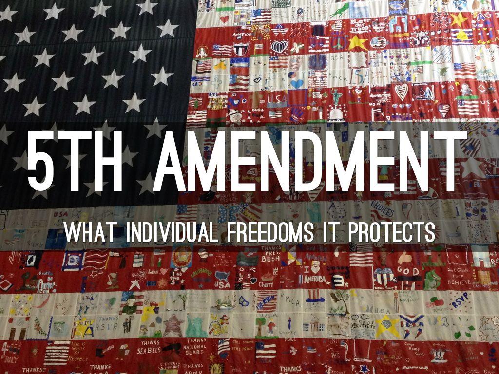 5th amendment by bmanlangford12