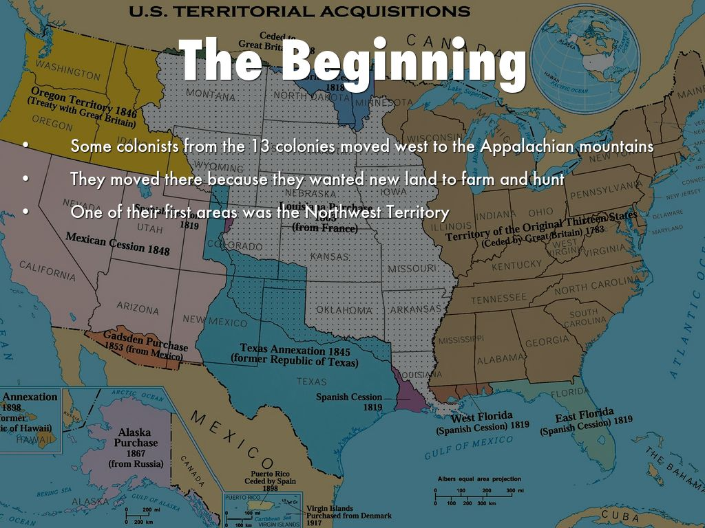 manifest destiny western expansion Westward expansion / manifest destiny dbq essential question: did the benefits of manifest destiny and westward expansion  what did the west offer new settlers.