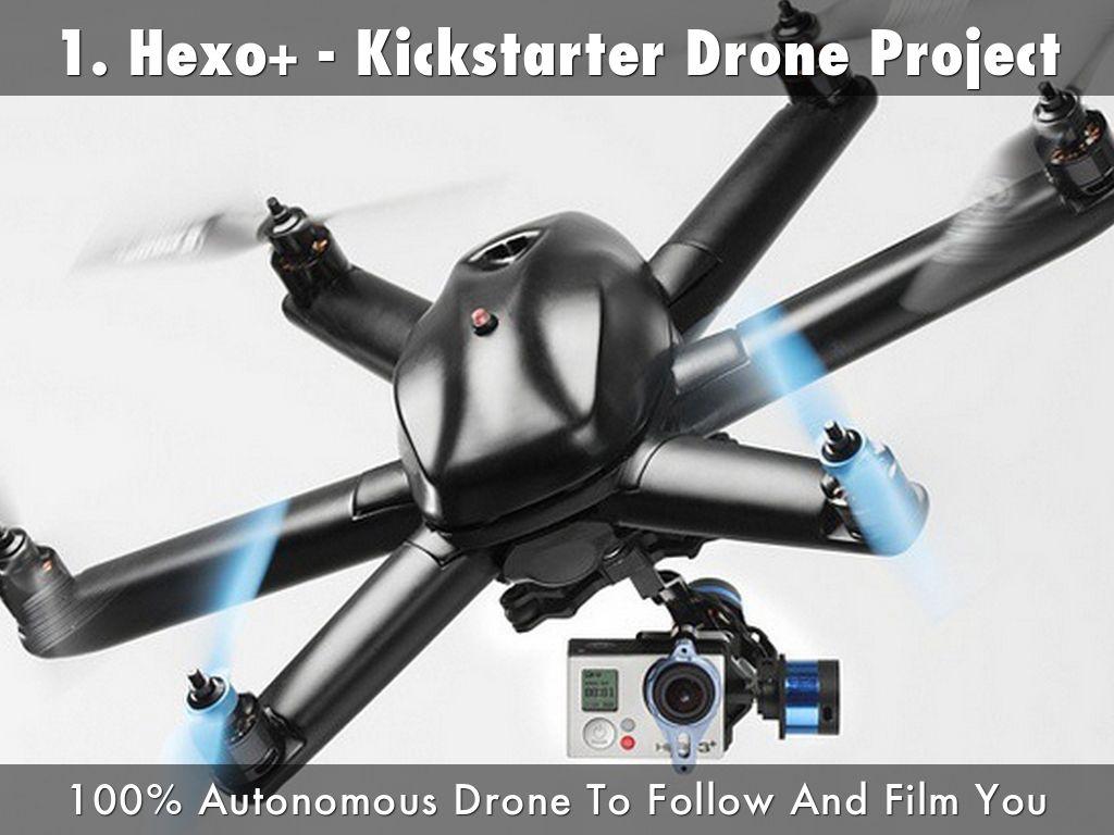 7 Successful Kickstarter Drone Projects by fintan