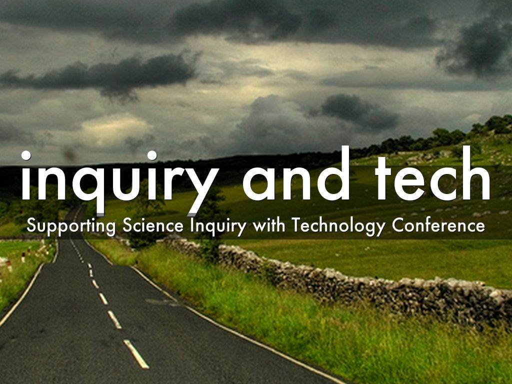 Supporting Science Inquiry with Technology