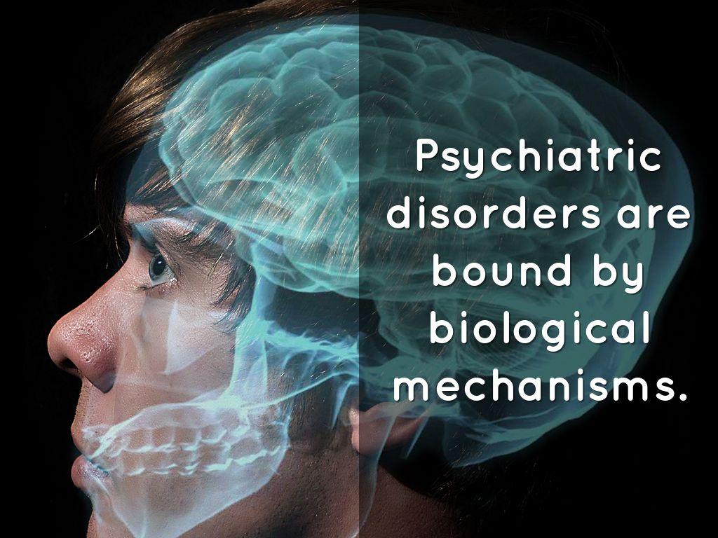 post psychiatric disorder