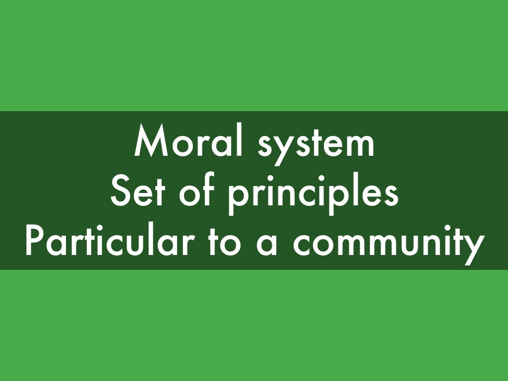 setting up moral system Tips for a debian gnu/linux system administrator the moral is: don't try to add setting up a server for pxe network booting posted by anonymous.