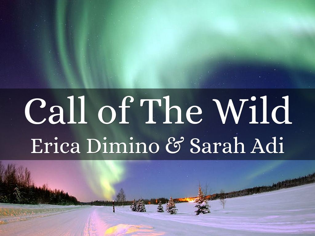 the call of the wild theme Unit plan: the call of the wild year theme what makes us human unit question: what does it take to survive learning goals (ccss standards) key ideas and details.