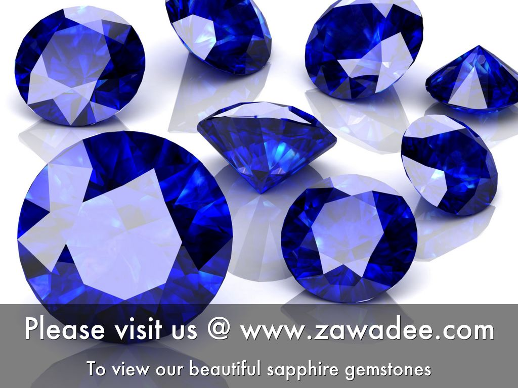 Please Visit Us Zawadee To View Our Beautiful Sapphire Gemstones