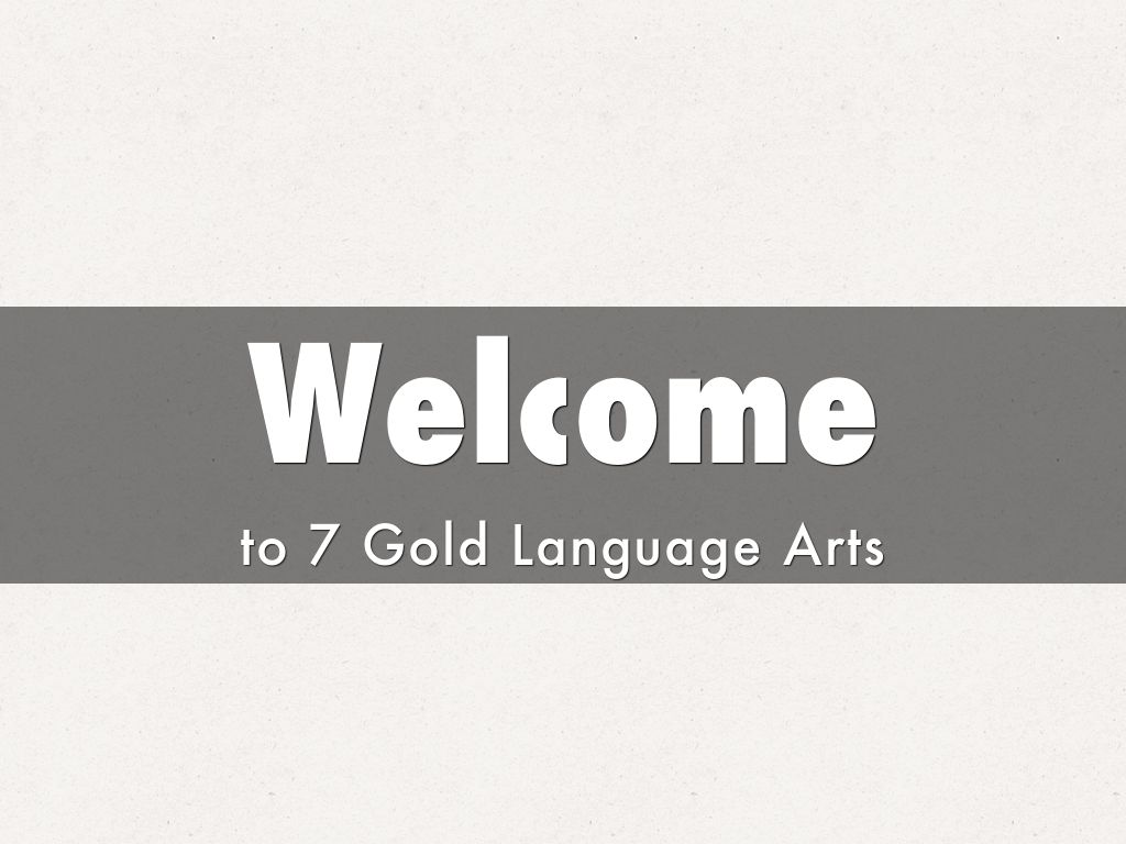Welcome to 7 Gold LA!