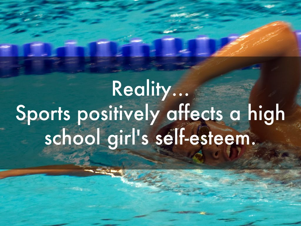 positive effects of high school sports