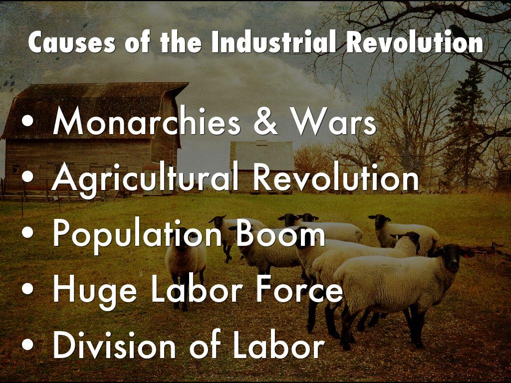 The Industrial Revolution by reneesprinkle