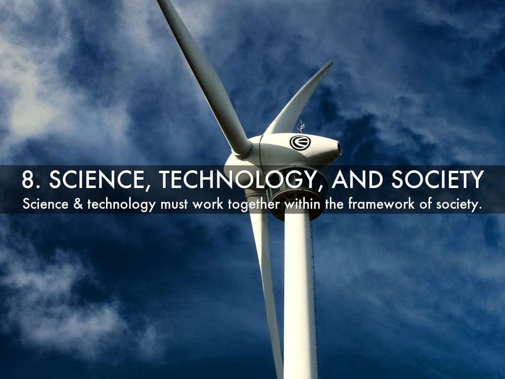 how do science and technology work together