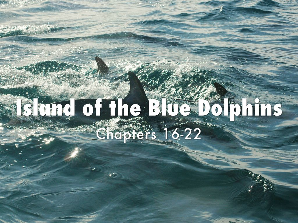 Devilfish island of the blue dolphins