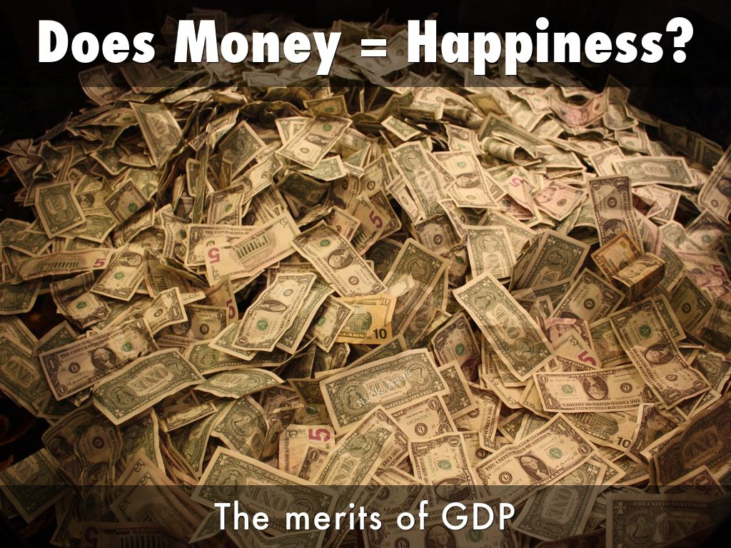 presentation about money and happiness