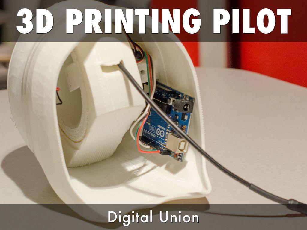 3D Pilot Recommendations