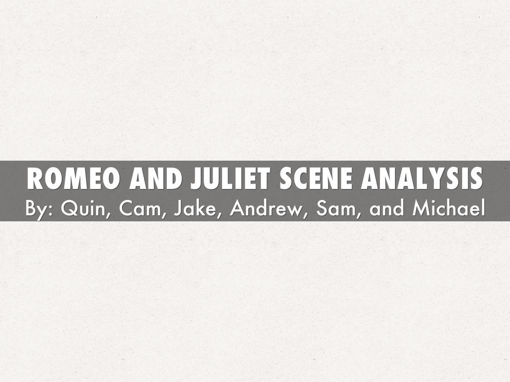 romeo juliet scene analysis Buy my revision guides: gcse english language paperback gcse english language ebook.
