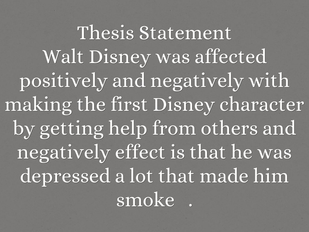 disney positive and negative effects Positive effect of cartoons on children's mind: however, the cartoons are only imaginary animated character but a kid does not have enough mature mind to understand that.