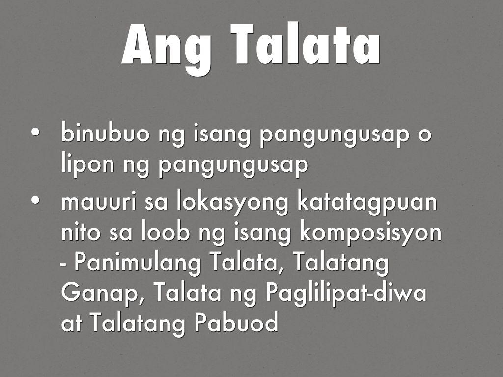v  pagsulat ng komposisyon by ynah carandang
