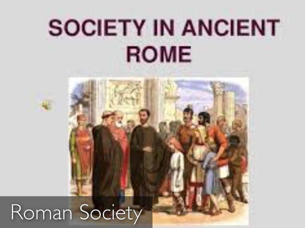 roman social life