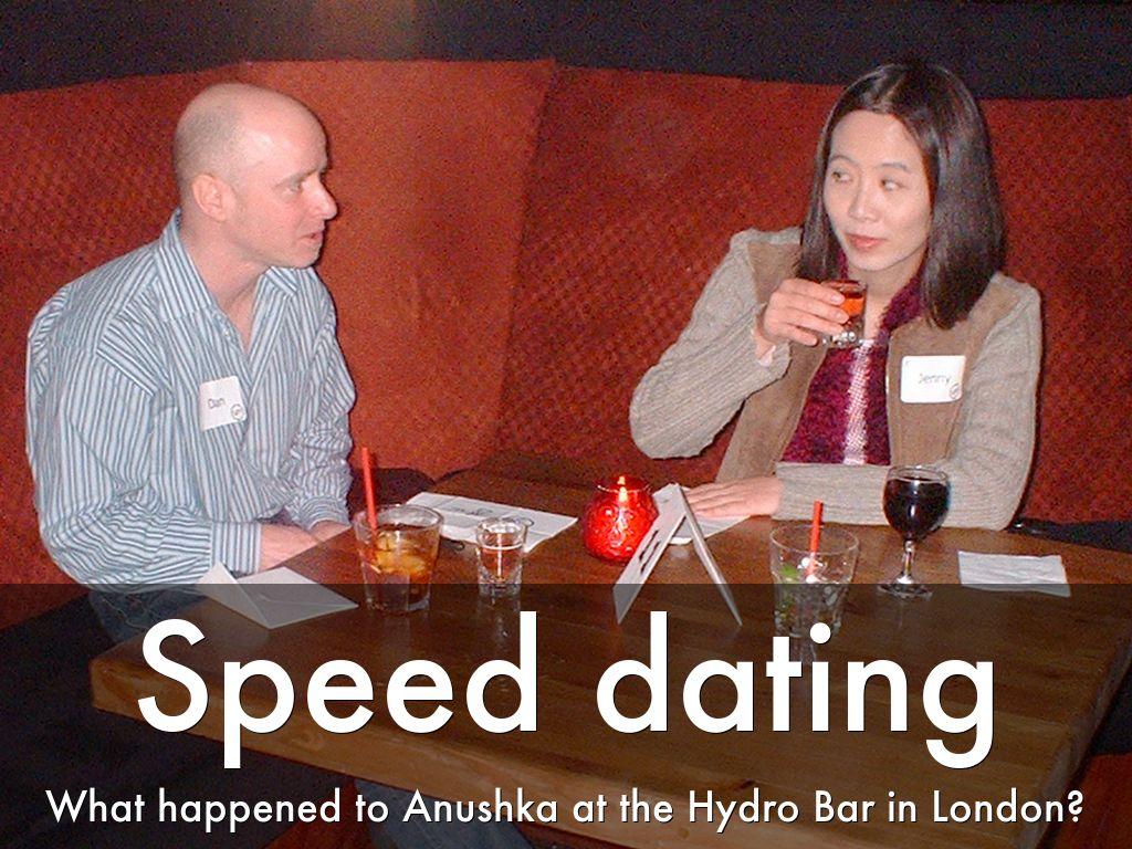 Speed dating barer London