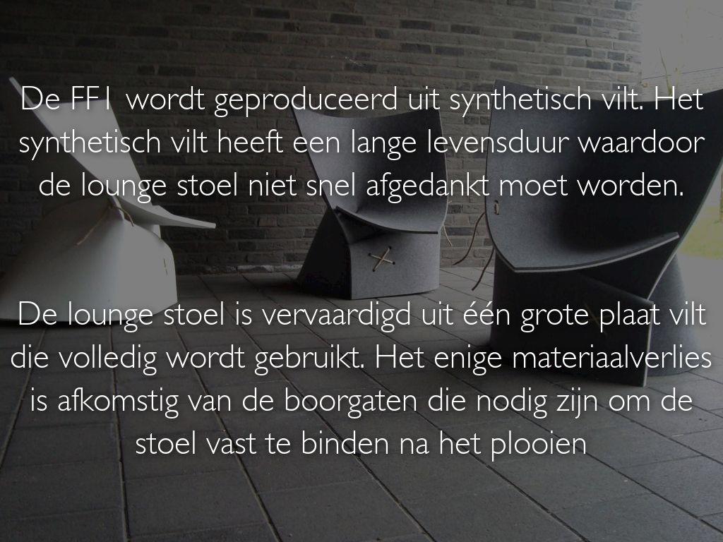Lounge Stoel Gebruikt.Copy Of Ecologisch Product By Vogelzangsven