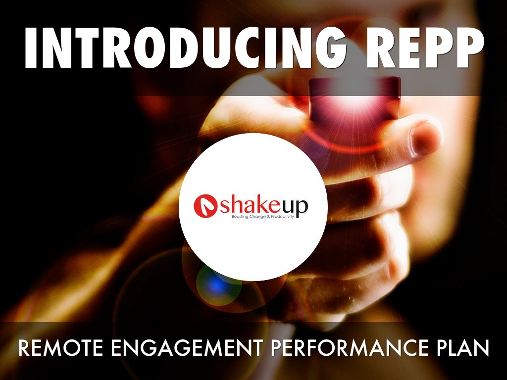 REPP by Shakeup