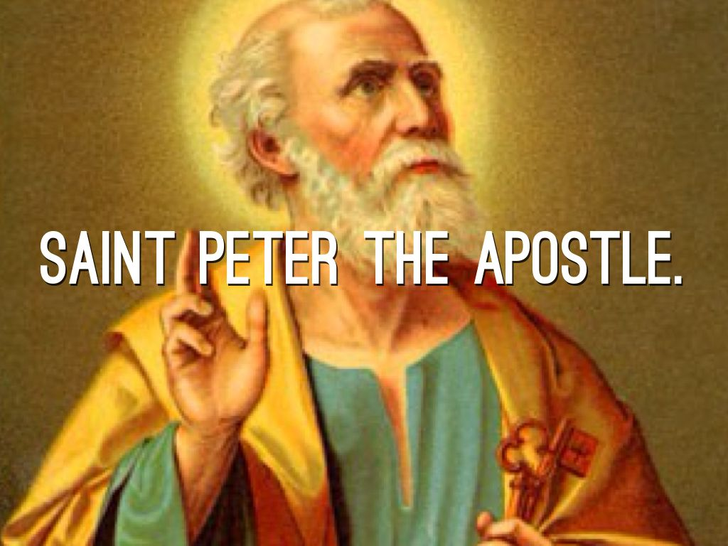 peter the apostle