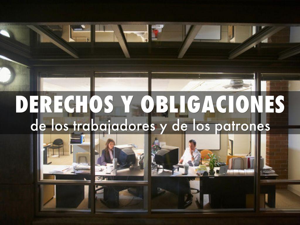 Derechos y Obligaciones by Lu Olmedo