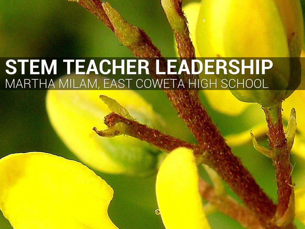 STEM Teacher Leadership