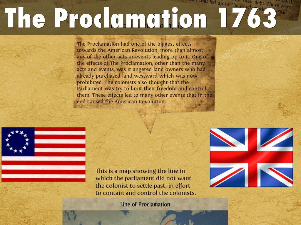 Royal Proclamation of 1763