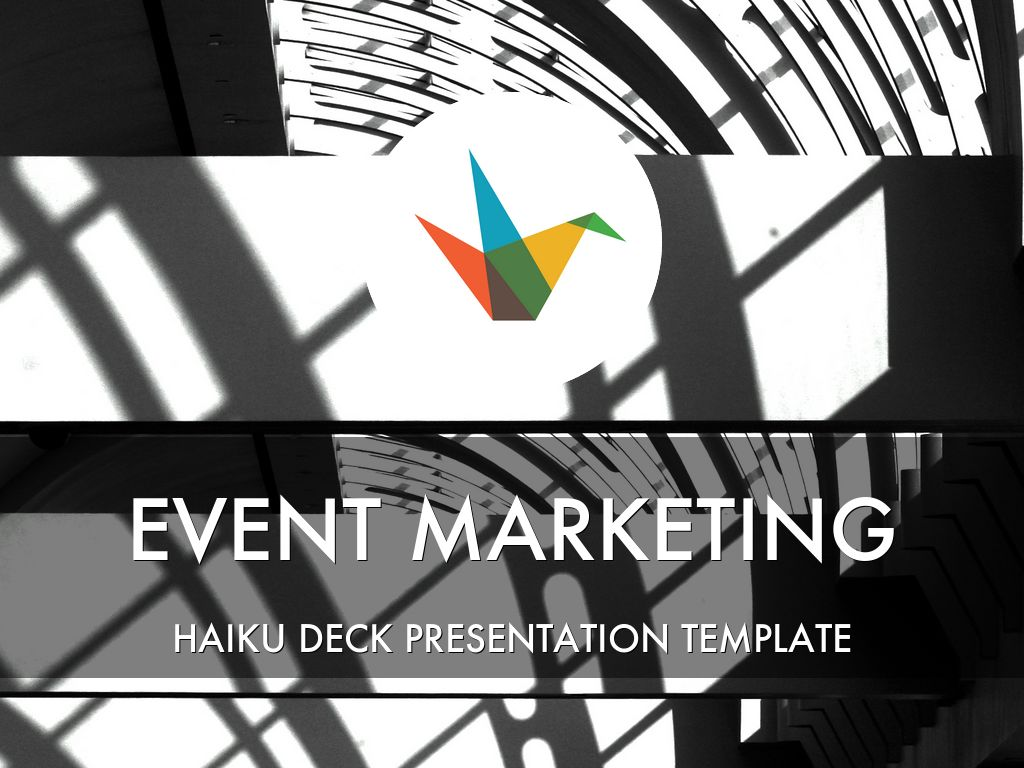 Event Marketing Presentation Template By Reusable - Social media marketing email templates