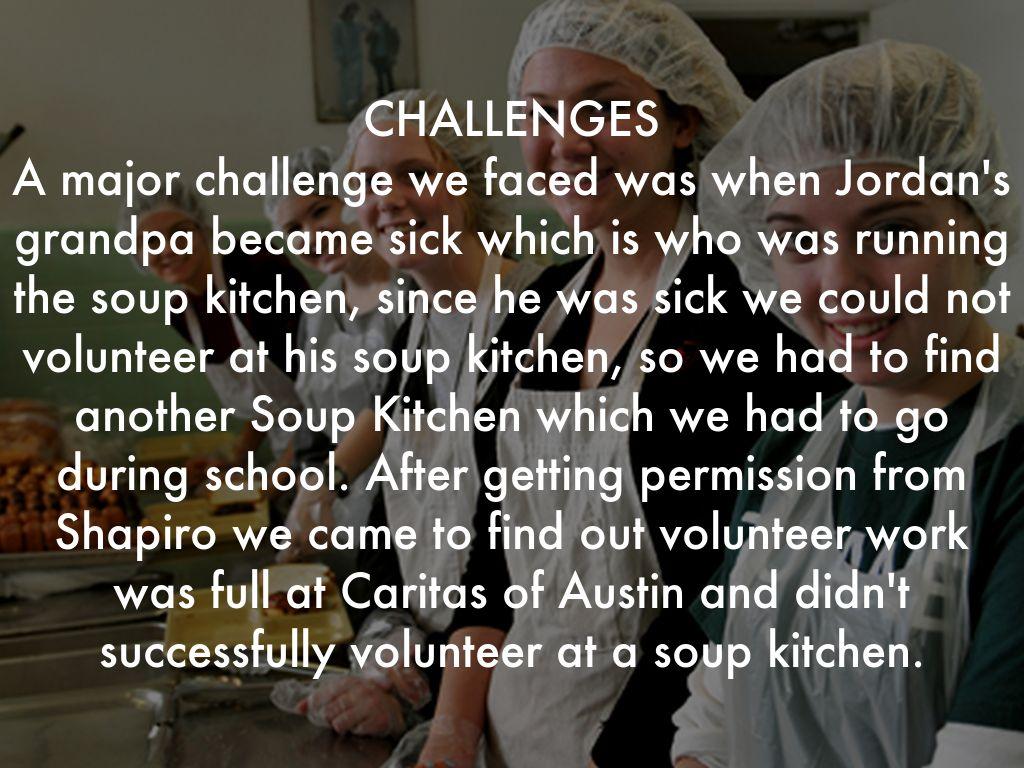 Caritas Soup Kitchen Austin