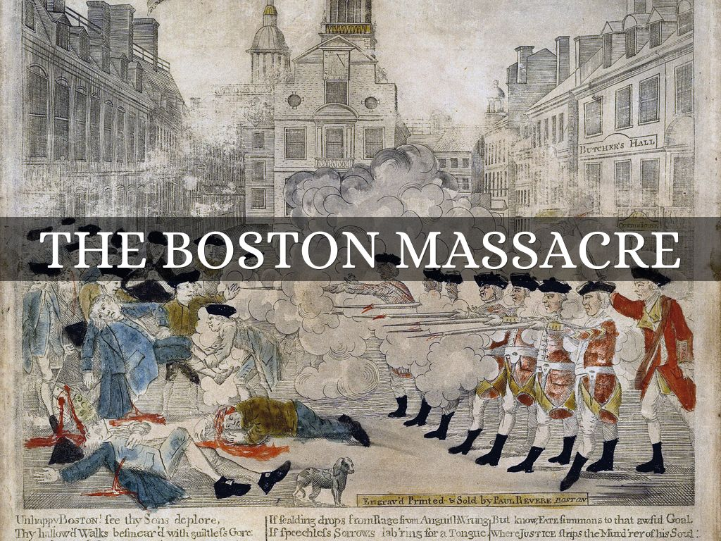 was the boston massacre really a massacre essay Free essay on the boston massacre – a massacre or a terrible tragedy available totally free at echeatcom, the largest free essay community.