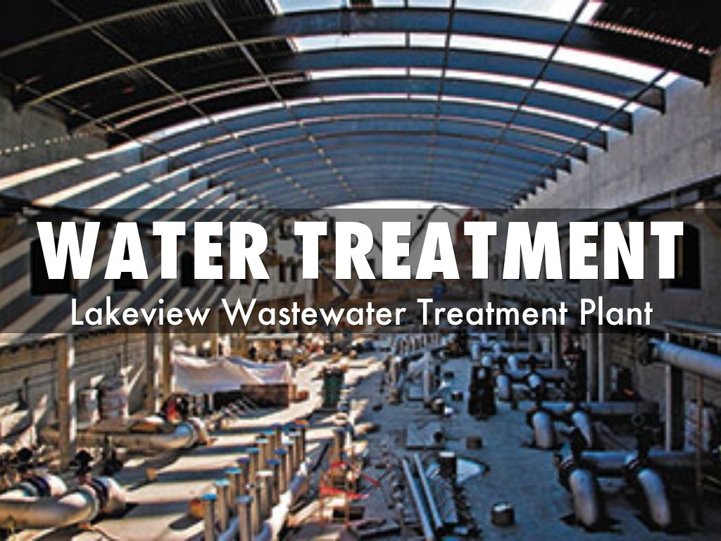 Water Treatment By Gan813