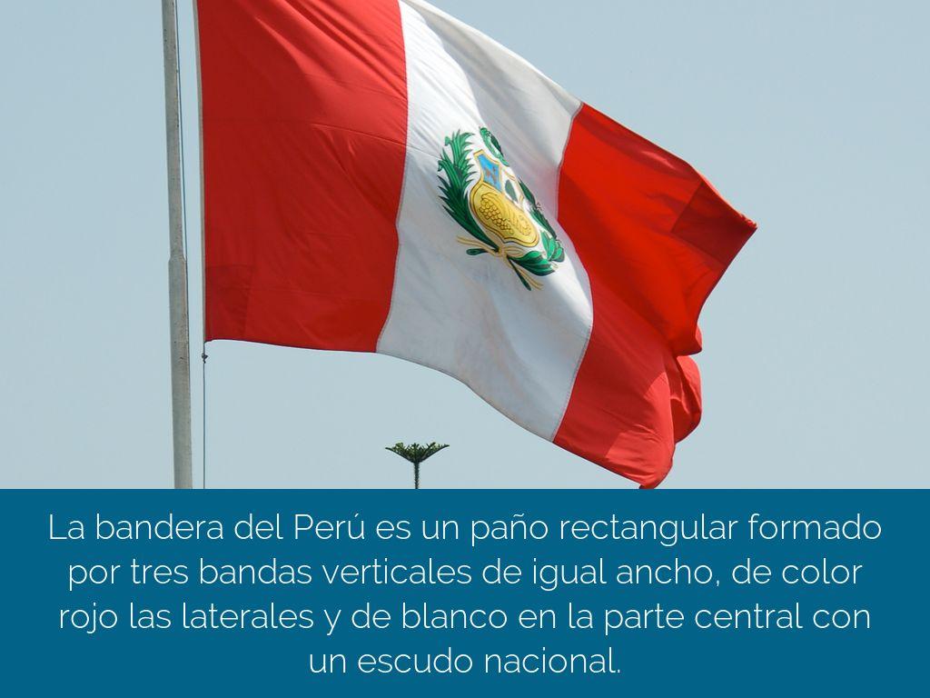 bandera rojo azul y blanco con escudo