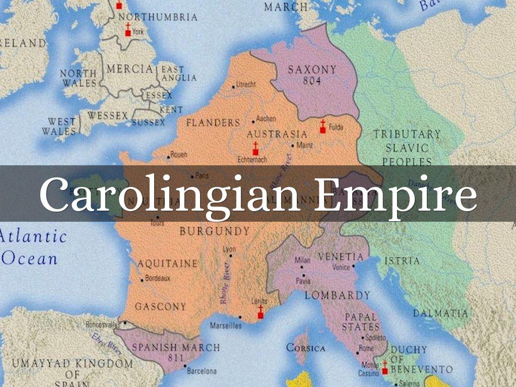 carolingian empire essay example