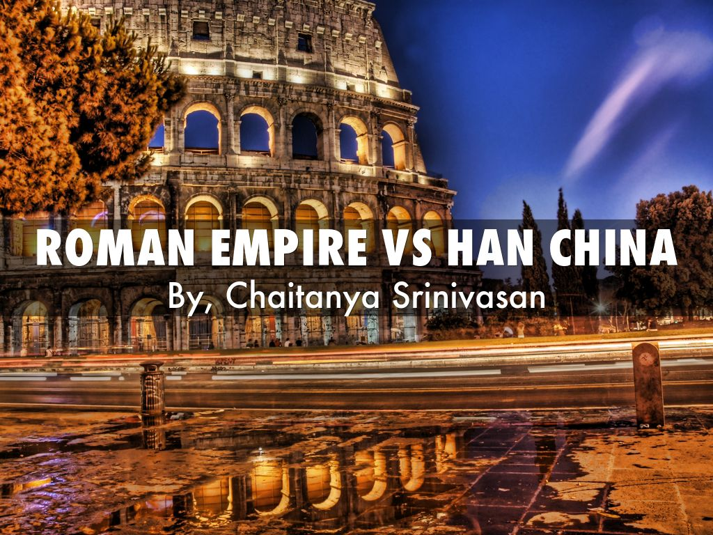 rome vs han dynasty Han dynasty: han dynasty, the second great imperial dynasty of china (206 bce–220 ce) after the zhou dynasty (1046–256 bce) it succeeded the qin dynasty (221.