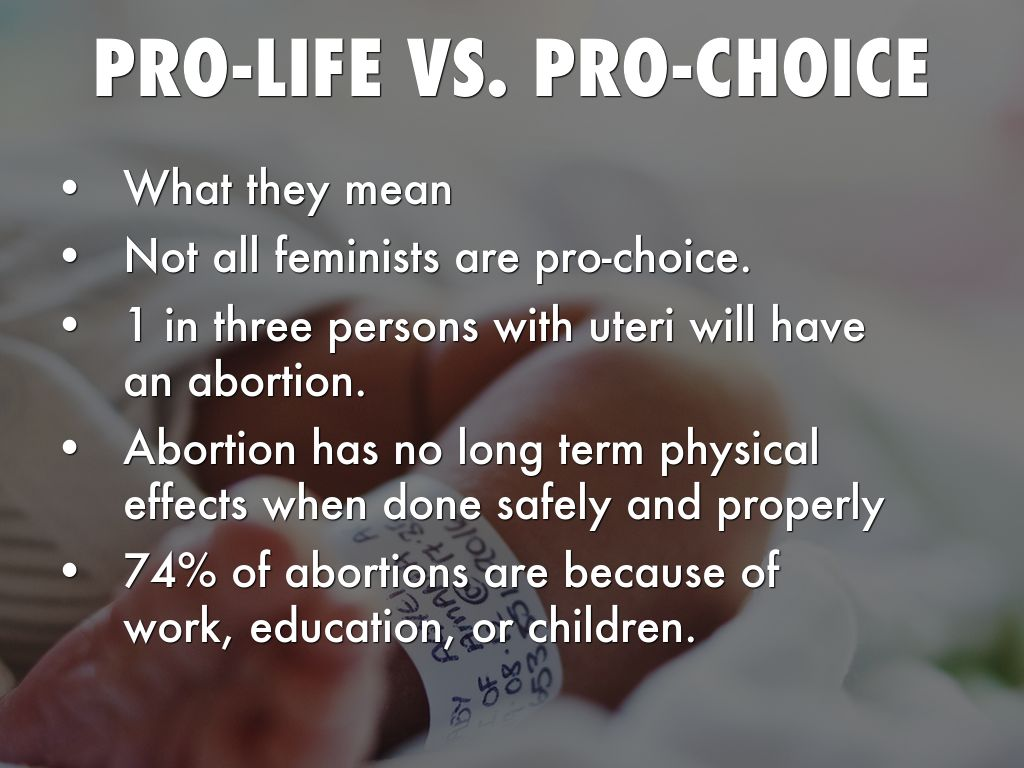 pro life or pro choice Among all other age groups, the number of people who think abortion should be available closely mirrored the number who said abortion should be legal at least most of the time.