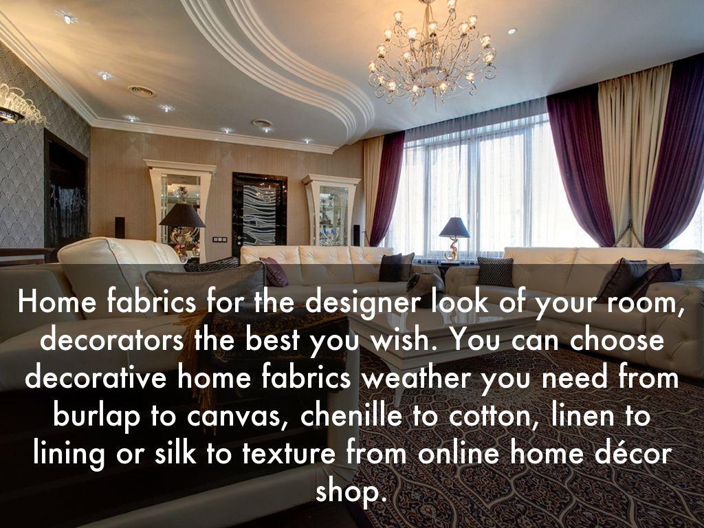 10 Designer Home Fabrics For Your Home Decor By