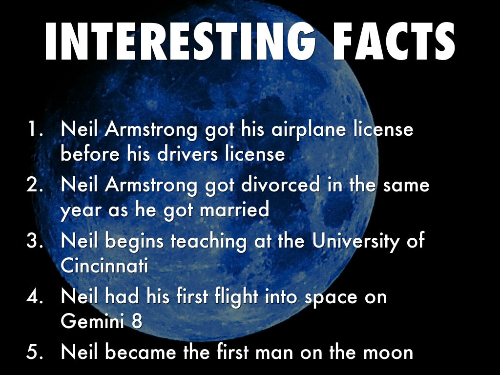 neil armstrong facts 16 interesting facts about neil - HD1024×768