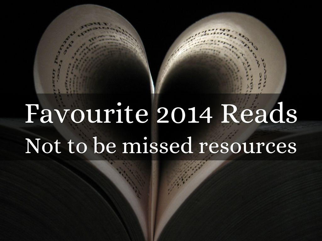Favourite Reads 2014
