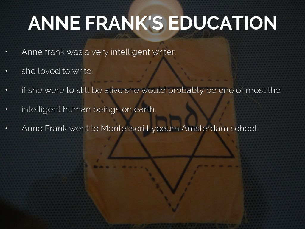 Anne Frank By Step2428