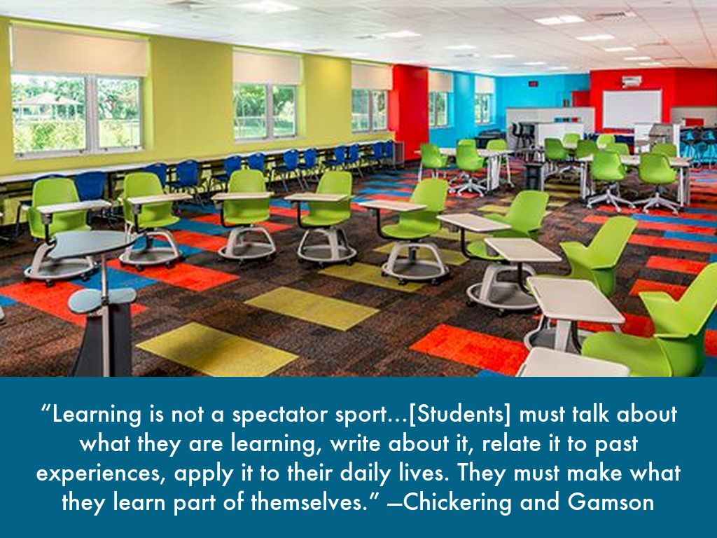 Classroom Design And How It Influences Behaviour ~ St century classroom design by joe lascon