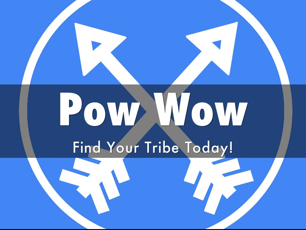 Pow Wow Pitch Deck