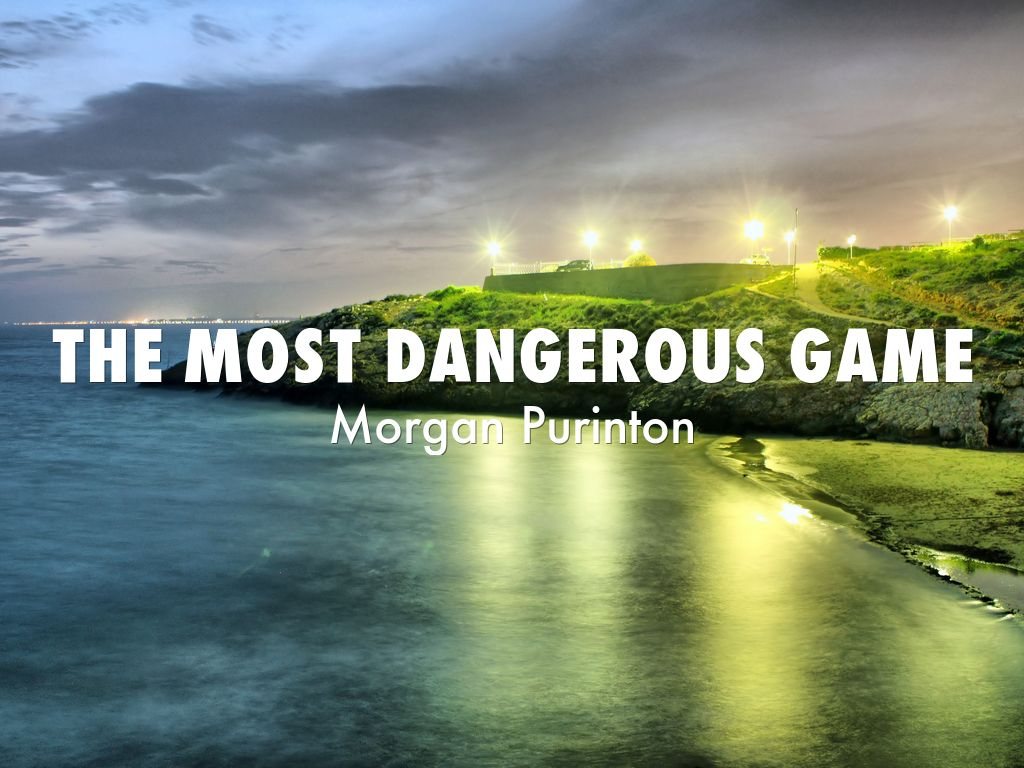 an analysis of role reversal in the most dangerous game by richard connell