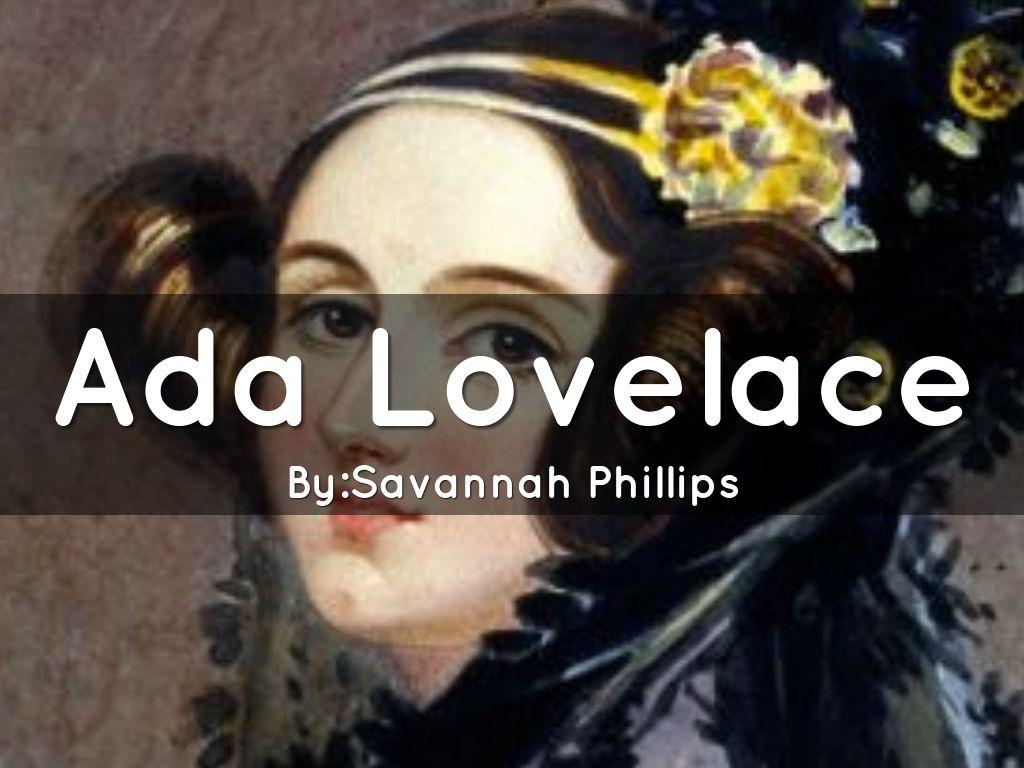 Copy of Ada Lovelace