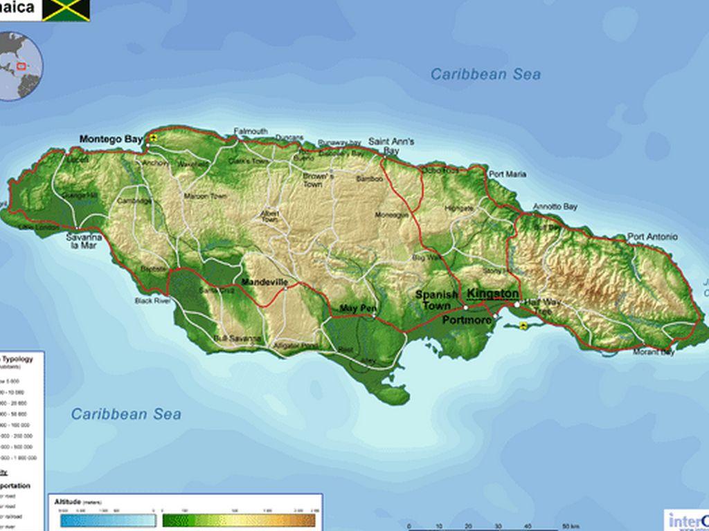 Jamaica by muxiguai