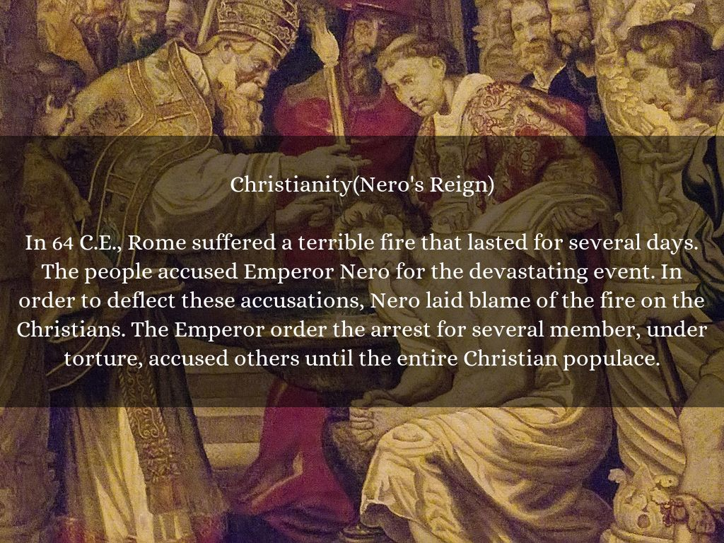 emperor nero final essay Check out our top free essays on nero rome worst emperor to help you write your own essay.